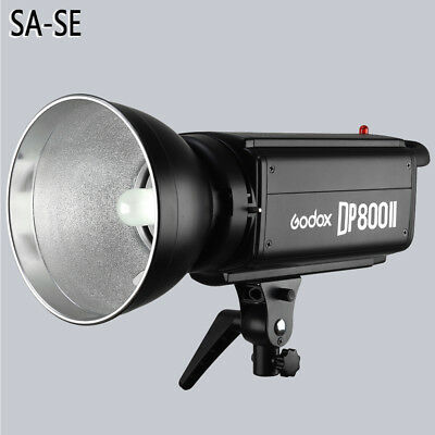 Godox DP800II 800W GN80 2.4G Photography Studio Strobe Flash Light Head 220V
