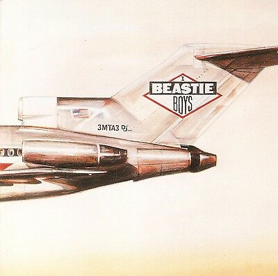Beastie Boys - 24x24 Album Artwork Fathead Poster