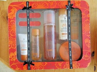 Sancturay Spa Heroes Gift Set New In Box