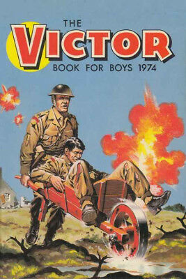 THE VICTOR Comic Collection on 8 DVD Set - 1600+ Comics & Annuals + The Wizard
