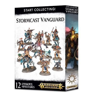 AoS - Start Collecting! Stormcast Vanguard - Free Shipping