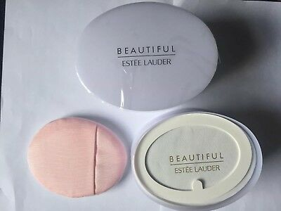 BEAUTIFUL BY ESTEE LAUDER PERFUMED BODY POWDER 3.5 OZ /100g NEW WITHOUT BOX