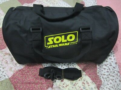 Han Solo: A Star Wars Story Gym Sports Bag Backpack Official Genuine Movie Promo