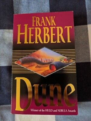 Dune by Frank Herbert, Paperback, Great Condition, Cheap
