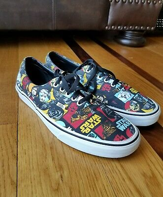 f541f059d93740 VANS ERA STAR WARS Men s Classic Repeat  14 Shoe May The Force Be With You