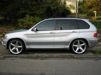 Ac Schnitzer 22 Alloy Wheels And Tyres Bmw X5 Vw T5 Range Rover