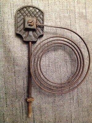 Antique Clock Chime Gong 160X120mm