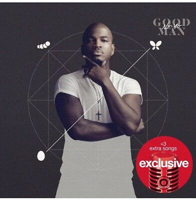 Ne Yo Good Man 2018 Cd Target Exclusive +3 BONUS TRACKS New Pop R&B Ne-yo Bebe