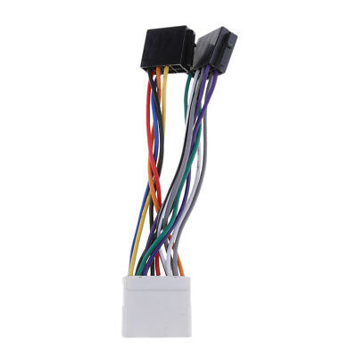CAR AUDIO ISO Standard Harness Installation Cable for Subaru