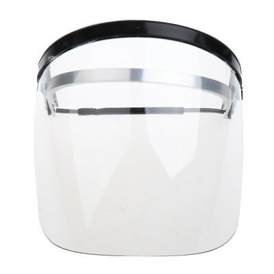 Safety Face Shield Mask Flip Up Visor Clear Protector Eye Protection