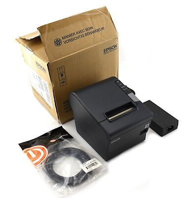 Epson  Micros Tm-T88V Usb Thermal Receipt Printer Point Of Sale (Pos) M244A