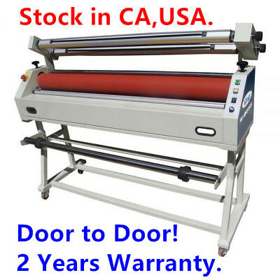 "US Stock! 110V Ving 63"" Master Mounting Cold Laminator, Semi-auto Wide Format"