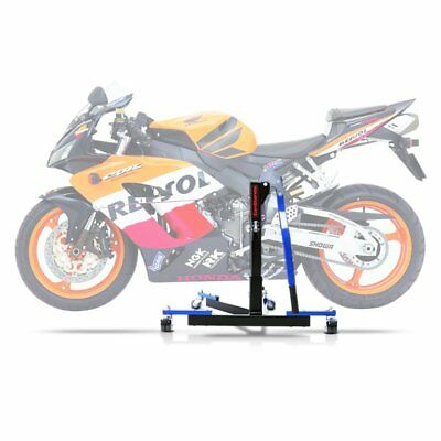 Center Spider Lift CS Power Evo Honda CBR 1000 RR Fireblade 04-07 blue Centre