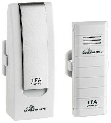 Funk-Wetterstation TFA WeatherHub Temperaturmonitor Starter Set 1 mit Temp. Send