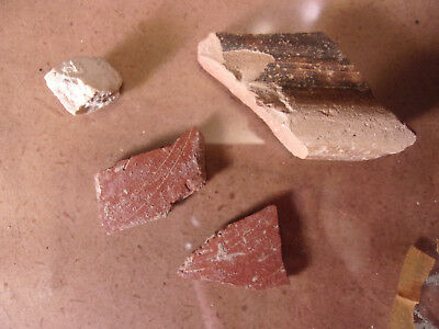 "Ancient Pottery Fragments Sherds Salamis (Cyprus) (2"" and smaller)"