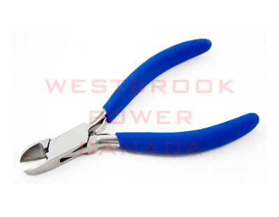 SIDE WIRE CUTTER CUTTING PLIERS NIPPERS 120mm JEWELRY MAKING WATCH MAKING TOOL