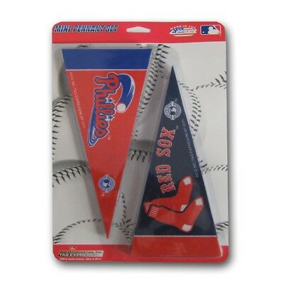 MLB Mini-Pennant 30 Team Set