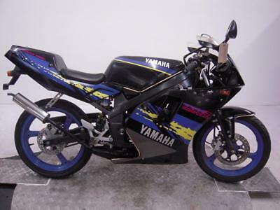 Yamaha TZR50R 1990 Unregistered Japanese direct import Restoration Project