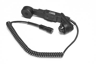 Military Ruggedized Handset Ra250 / 1258 /1 Racal Thales Clansman Cma 5N14 New