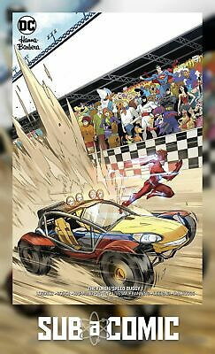 FLASH SPEED BUGGY SPECIAL #1 VARIANT (DC 2018 1st Print) COMIC