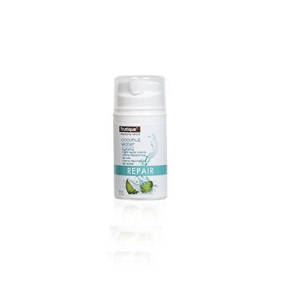 Frutique Coconut Water Hydrating Skincare Night Repair Creme, 1.7 Fluid Ounce