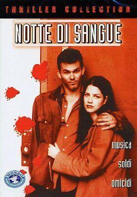 Notte Di Sangue  Dvd Thriller