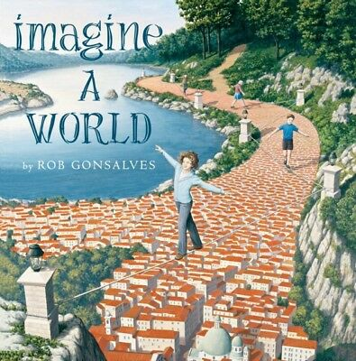 Imagine a World (Hardcover)