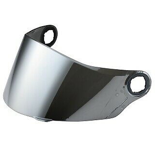 Silver Mirror Helmet Visors / Shields for LS2 FF322