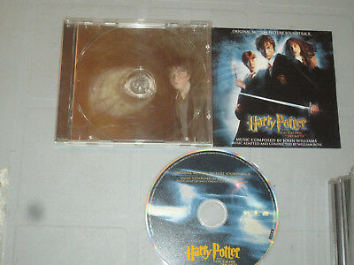 Harry Potter And The Chamber Of Secrets - Soundtrack  (Cd, Compact Disc) Tested