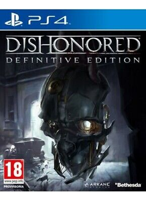 Dishonored - Definitive Edition, PS4 PlayStation4 Lingua ITA 1012780 KOCH MEDIA