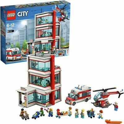 LEGO City Hospital Playset 5+ Years - 60204