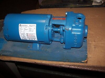 "New Burks 1"" X 1-1/4"" Turbine Pump 1 Hp 3450 Rpm 208-230/460 Vac Model  310Cs6M"