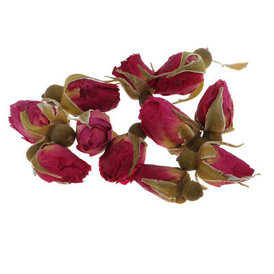 4g/Pack Real Natural Dried Flowers Mini Rose Flower for Candle Making Craft