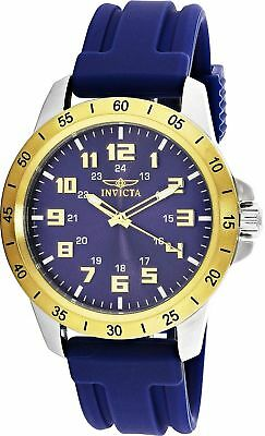 Invicta 21841 Men's Pro Diver 45mm Blue Dial Watch