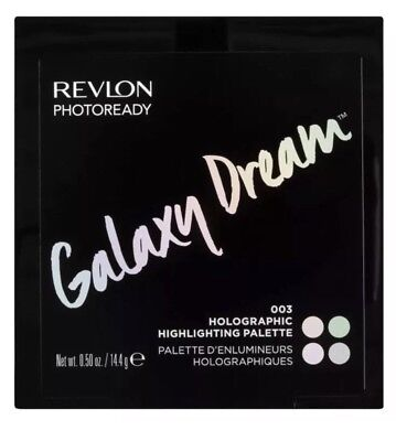 Revlon Photoready Galaxy Dream 003 Holographic Highlighting Palette