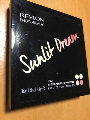 Revlon Photoready Sunlit Dream 002 Highlighting Palette