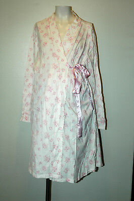 Motherhood Maternity Floral Print Robe Size XL Extra Large