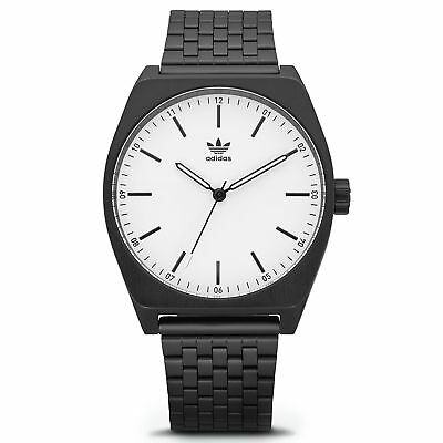Adidas Originals Process M1 Homme Montre - Black / White Une Taille