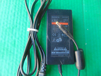 AC POWER ADAPTER PLAYSTATION 2 PS2 SCPH-70100 Black Sony For Video Game Console