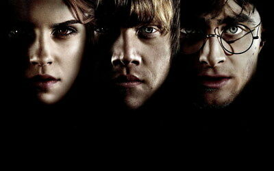 "027 Daniel Radcliffe - Harry Potter Movie Star 38""x24"" Poster"