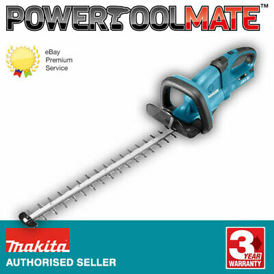 Makita Duh651Z 36V (Twin 18V) Cordless Lxt Hedge Trimmer Body Only