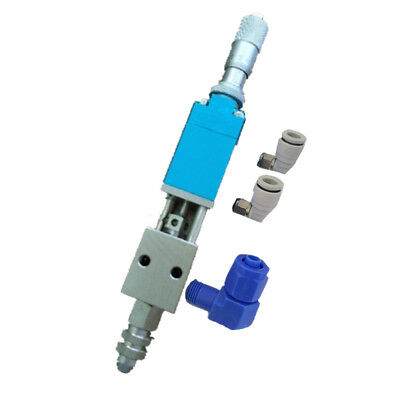 NEW Stainless steel Dispensing Valve With Micrometer 4-7kgf/cm 1/8''npt(f) <10kg