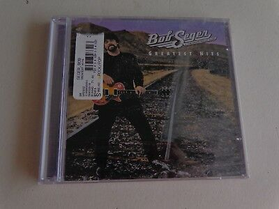 Bob Seger & the Silver Bullet Band - Greatest Hits -CD-NEW