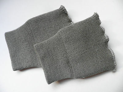 Para Cuffs - Knitted Light Olive Cuffs for Para Smock, Combat Smock, 95 Smock
