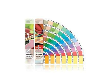 Pantone Formula Guide Coated & Uncoated The plus series GP1601