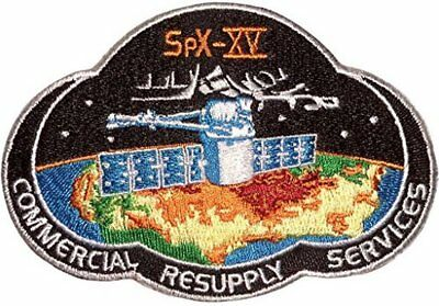 SpaceX CRS 15 Patch