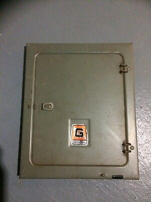 General Switch Co 100A Fuse Panel Cover 6614