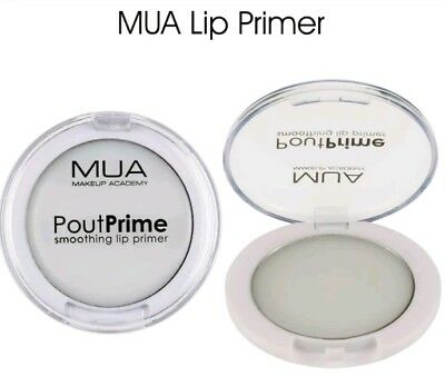 Mua Makeup Academy Pout Prime Lip Primer - Smooth Soft Soothing Balm Clear