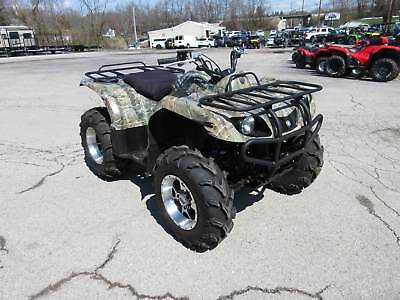 2012 YAMAHA GRIZZLY 350 Auto. 4x4 Utility ATV - $3,899.00 | PicClick