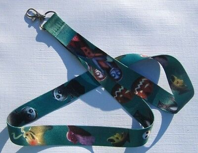 Nightmare Before Christmas Schlüsselband Lanyard NEU (A50)
